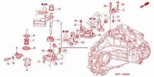 Honda Civic 2002 Parts Diagram