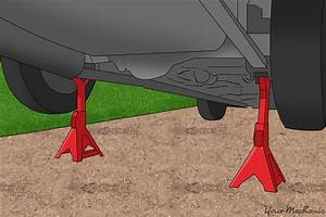 how to properly use a floor jack and jack stands With floor jack failure