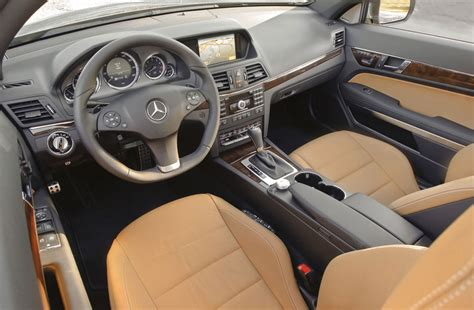mercedes benz  class coupe review pictures mpg price