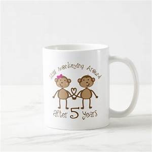 Funny 5th wedding anniversary gifts classic white coffee for 5th wedding anniversary gift