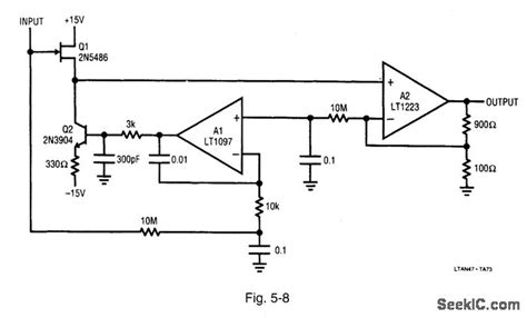 Stabilization With High Input Impedance Power Supply