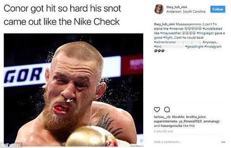 Mcgregor Memes - the best floyd mayweather vs conor mcgregor memes after the fight of the century