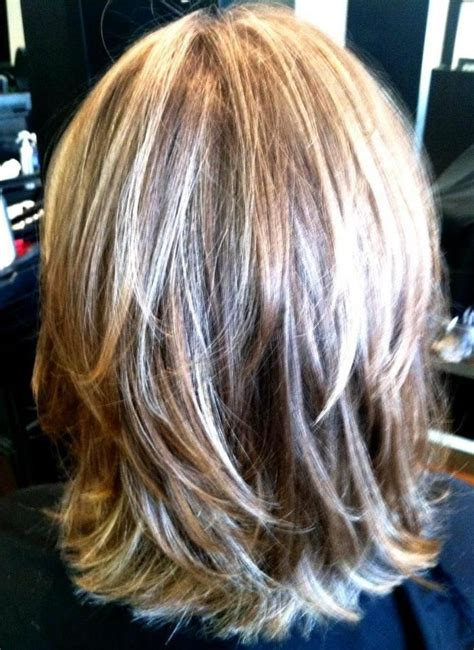 15 Inspirations of Medium Long Layered Bob Hairstyles