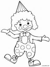 Pennywise Coloring Clown Pages Printable Scary Drawing Getcolorings sketch template