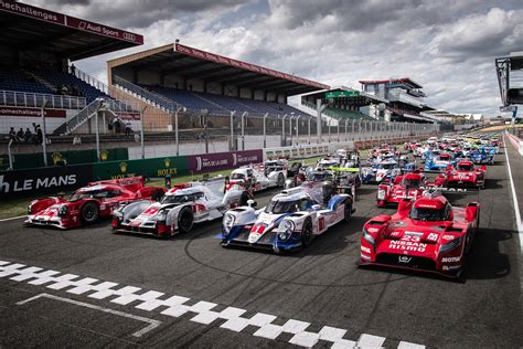 Le Mans 24 Hours 2015: your guide to this year's race ...