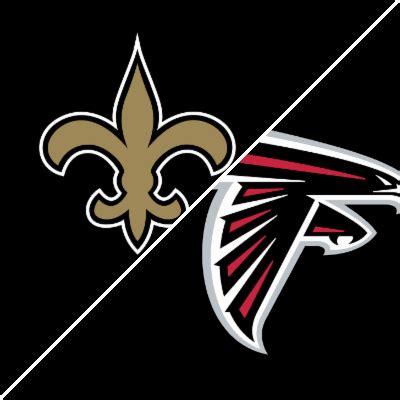 saints  falcons game summary november   espn