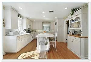 inspiring painted cabinet colors ideas home and cabinet With tips for kitchen color ideas