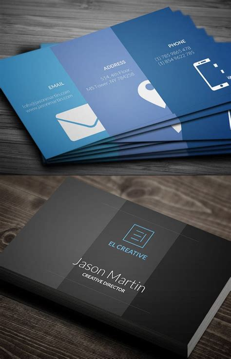 Best 25+ Business Cards Ideas On Pinterest  Business Card