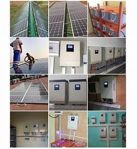 Solar Fotovoltaico Off Grid Solar System 5kw Solar Panel