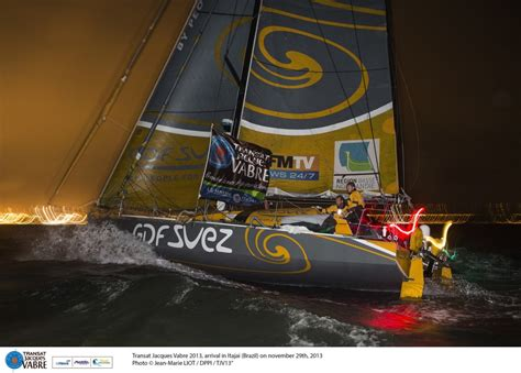 rogues and delahaye win class 40 of the transat jacques vabre gt gt scuttlebutt sailing news