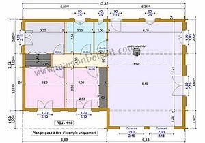 dessins et plans de maisons en bois gratuits avec le prix With plan de maison 2 pieces 6 devis gratuit maison individuelle bois prix au m2
