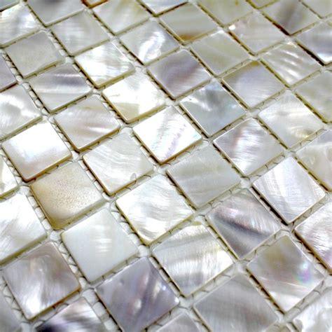 Carrelage Sol Salle De Bain Blanc Carrelage Mosaique En Nacre Sol Et Mur De Et Salle