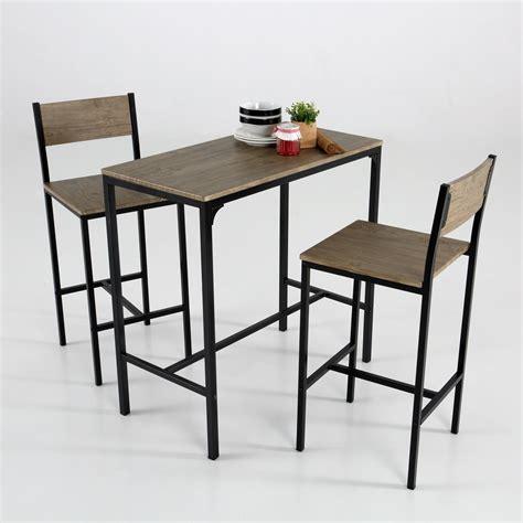 set de mesa  taburetes altos closet norte