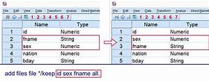 Spss Variable Berechnen : spss reorder variables from syntax the right way ~ Themetempest.com Abrechnung