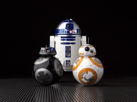 Grab Star Wars Droids And Drones At Apple Stores On Force