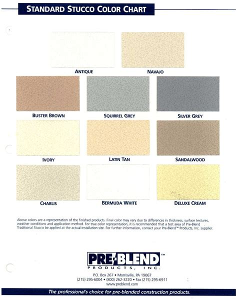 mortar colors quikrete mortar color chart best picture of chart