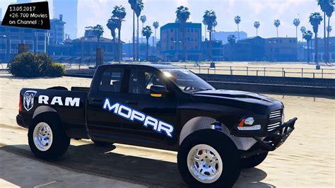 Best Ram Tester Dodge Ram Runner New Enb Top Speed Test Gta Mod Future