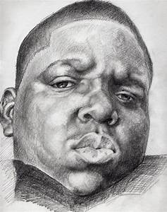 Biggie Smalls edited by grudge03 on DeviantArt