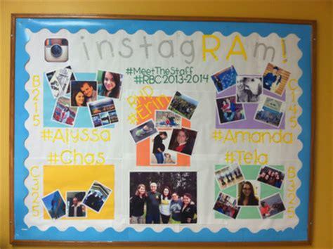 resident assistant instagram meet the ras bulletin board