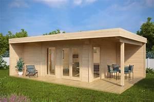 Gartensauna Mit Dusche : gartenhaus mit sauna hansa lounge gro e gartensauna 22m 40mm 8x5 hansagarten24 ~ Whattoseeinmadrid.com Haus und Dekorationen