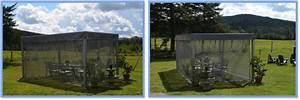 stunning rideaux pour terrasse couverte photos amazing With rideaux pvc pour terrasse