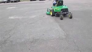 2006 John Deere F687 Front Mount Zero Turn Lawn Mower