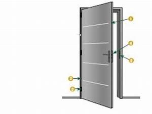 portes d39interieur batiman experts en menuiseries et With porte de garage et bloc porte 2 vantaux interieur