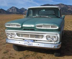 Lassonde Blog  1960 Chevy Truck