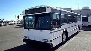 Used Bus For Sale - 2001 Gillig Phantom Transit Bus Sales T11077