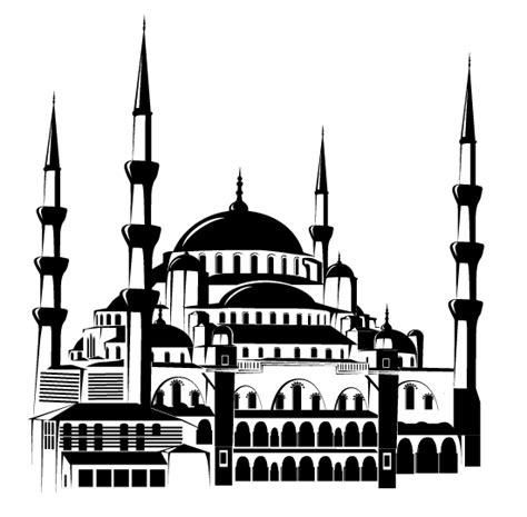 mosque clipart gambar pencil   color mosque clipart