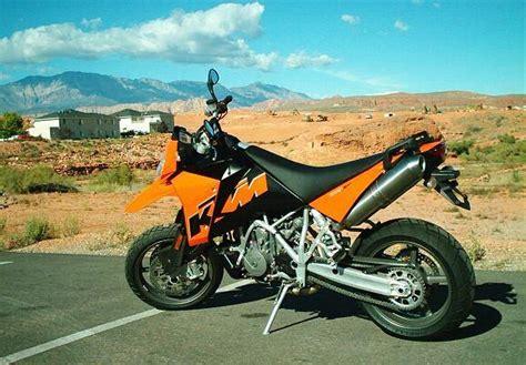 List Of Ktm Motorcycles