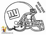 NFL coloring page