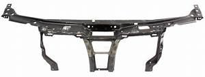 Upper Radiator Core Headlight Hood Support Vw Jetta Golf