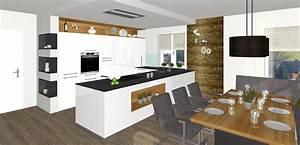 Moderne Küche Mit Kochinsel Holz : moderne k che mit essbereich in feldkirchen tischlerei kastner ~ Bigdaddyawards.com Haus und Dekorationen