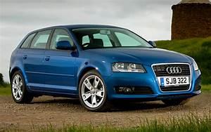 2008 Audi A3 Sportback  Uk