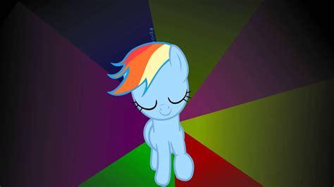rainbow dash swag walk youtube