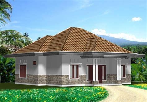 panduan bangunan rumah rumah sederhana desain minimalis