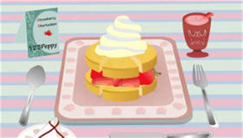 jeu de cuisine gateau cuisiner un gâteau aux fraises jeu de gâteau jeux 2