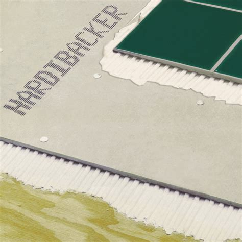 hardibacker tile backer board shop hardibacker 174 3 x 5 x 1 4 quot ceramic tile backerboard
