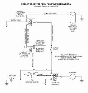 2003 Ford Mustang Fuel Pump Wiring Harness Diagram