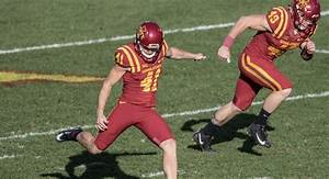 Practice Report Who Will Be Iowa State S Kicker In 2018