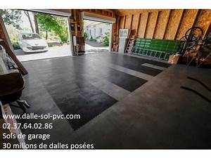 Dalle Pvc Clipsable Interieur : revetement de sol industriel et commercial dalle pvc clipsable dallindus 5 mm contact dalle ~ Melissatoandfro.com Idées de Décoration