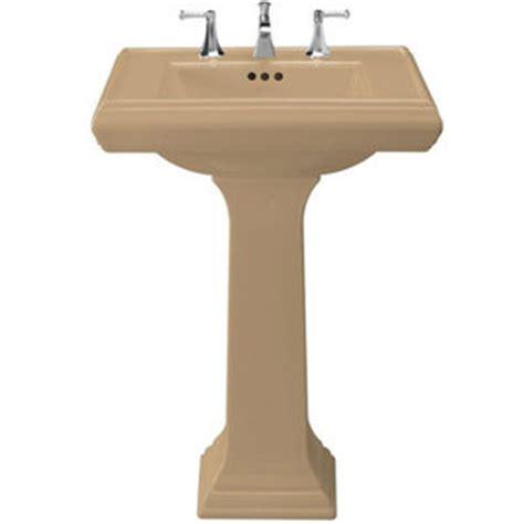 Memoirs Pedestal Sink Height by K2258 8 33 Memoirs Classic Pedestal Bathroom Sink