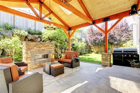 Images Of Backyard Patios by Backyard Barbecue Areas
