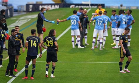 arsenal players rated  manchester city   official