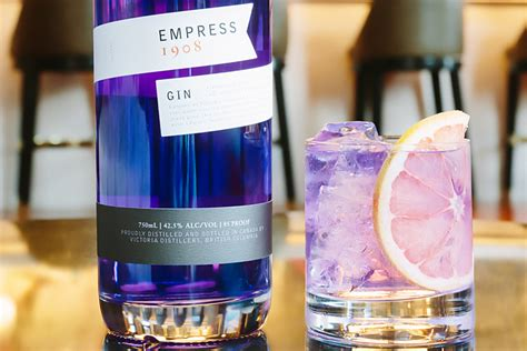 colorfully empress  gin fairmont moments