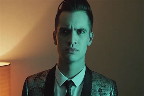 Panic At The Disco Frontman Brendon Urie Comes Out As
