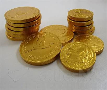 Coins Chocolate Nz Mixed Dollar Wrapped