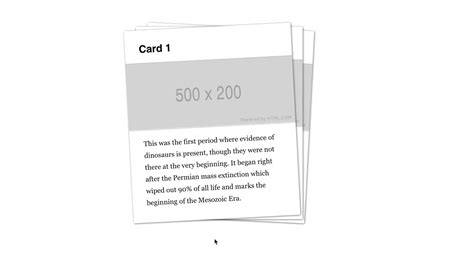 hand picked css card collections wtweakscom