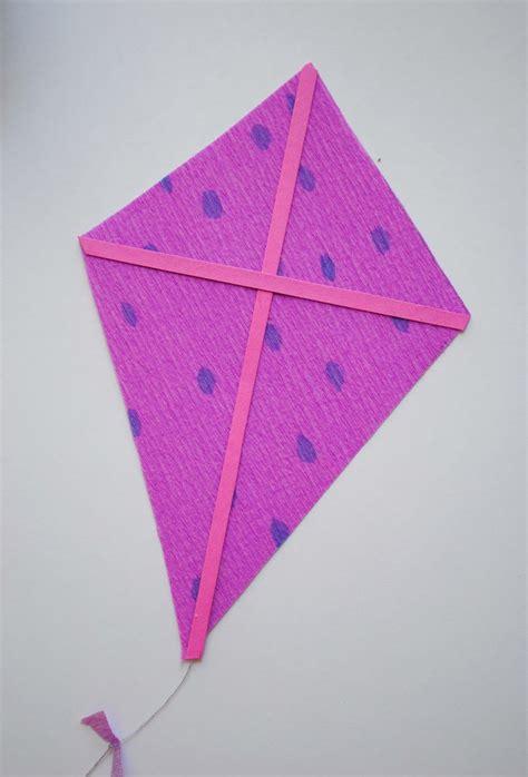 the ends of a kite template zakka life how to make a miniature kite